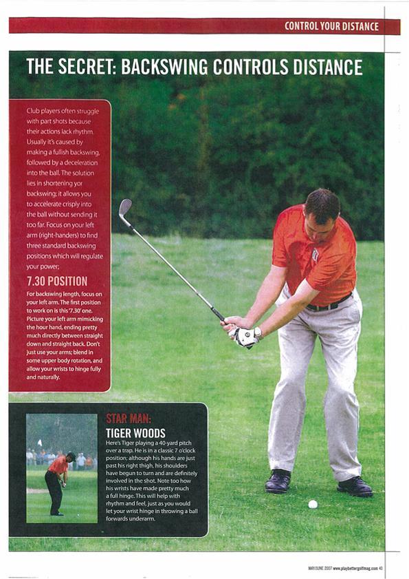"""""""Mark Wood Golf Academy"""""""
