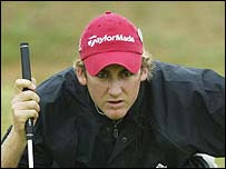 Ian Poulter Young